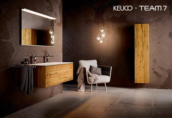 Exklusiv-Partner KEUCO - TEAM 7